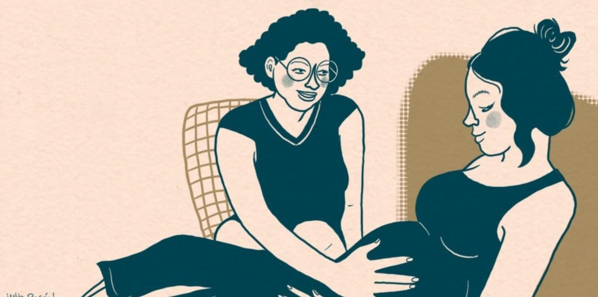 Consejos de una doula sobre la lactancia