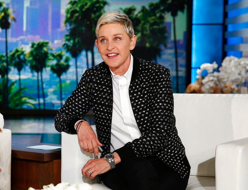DeGeneres recibió el Premio Mark Twain de Humor Estadounidense del Kennedy Center en 2015.