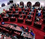 Suspenden la sesión del Senado por casos positivos de COVID-19