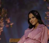 Natti Natasha ofreció un emotivo concierto virtual en el Día de las Madres