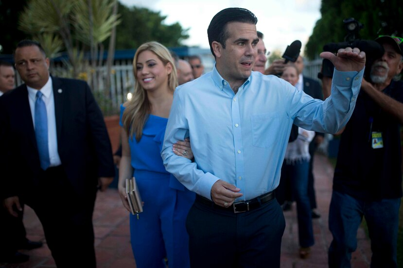 """""""During these next few years, the government is going to work tirelessly and relentlessly to address these challenges,"""" Rosselló assured."""