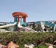 Los fondos asignados por FEMA también atenderán reparaciones al Parque Acuático de Punta Santiago, en Humacao.