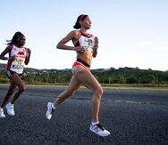 Beverly Ramos viene de establecer el domingo una marca nacional para la distancia de maratón en el Xiamen Marathon & Tuscany Camp Global Elite Race.