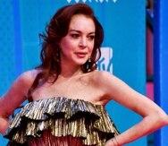 Lindsay Lohan comenzó su carrera artística con 11 años como una actriz infantil de Disney.