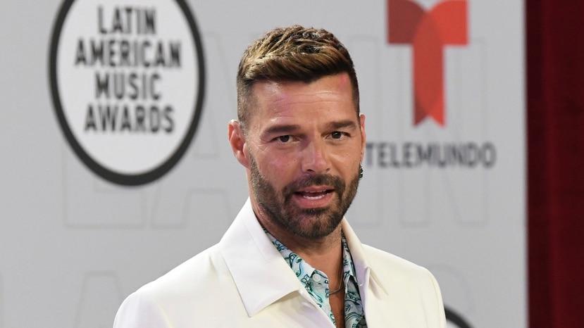 Ricky Martin está casado desde el 2017 con el artista sirio-sueco Jwan Yosef y es papá de cuatro hijos.