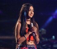 """Alanis Sophia queda eliminada de """"American Idol"""""""