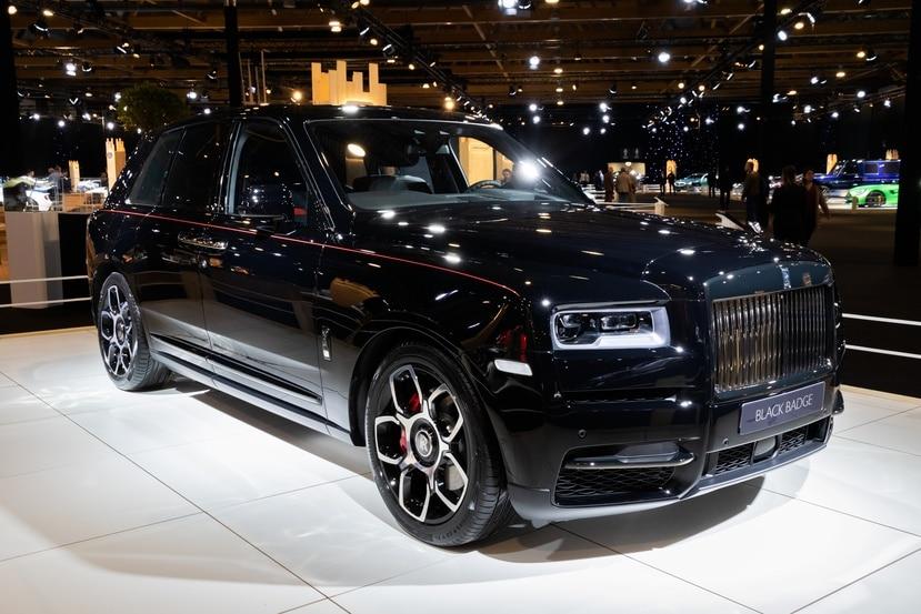 Un Rolls Royce Cullinan del 2020.