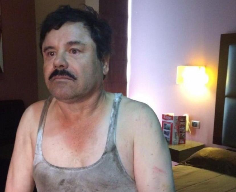 """Con """"El Chapo"""" detenido en EE.UU., sus hijos han ganado protagonismo durante estos últimos meses. (EFE)"""