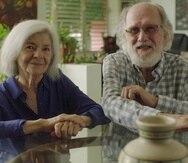 """Jacobo Morales y Blanca Silvia Eró realizaron un documental sobre su vida y obra, titulado """"Vivir para la vida""""."""