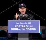 """Joe Biden: """"Quiero restaurar el alma del país"""""""