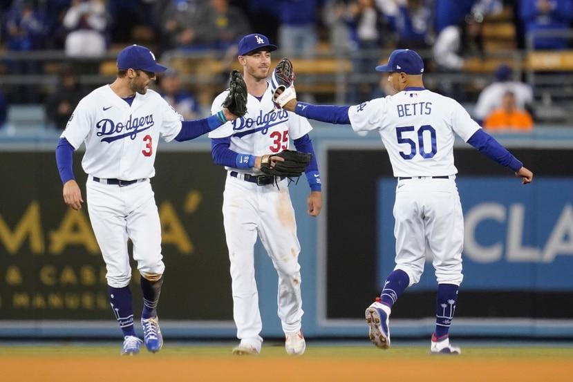 Los campeones Dodgers intentarán mantenerse con vida en estos playoffs el jueves en San Francisco en el quinto y decisivo partido de la serie.