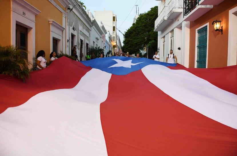Vamos4PR es una red que aboga desde la diáspora aboga por Puerto Rico. (GFR Media)