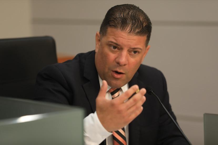 El senador del Partido Nuevo Progresista Nelson Cruz Santiago es el autor del proyecto que crearía la nueva Ley de Armas.  (GFR Media)