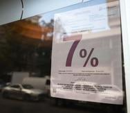 """El ente añadió que """"considerando la recaudación proyectada del Impuesto de Ventas y Uso (IVU), las obligaciones de deuda de Cofina son sostenibles"""". (Archivo / GFR Media)"""