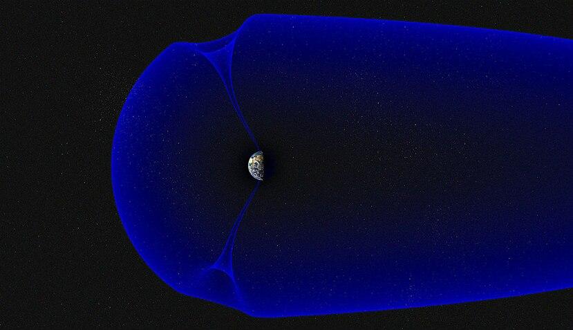 Las comunicaciones globales, como la señal de GPS, presentan problemas al atravesar la turbulencia atmosférica (NASA).