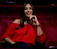 La actriz vive un momento de intensa felicidad al acercarse el nacimiento de Sofía, su nieta. (GFR Media)