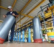 Aumenta el precio del cilindro de 100 libras del gas licuado