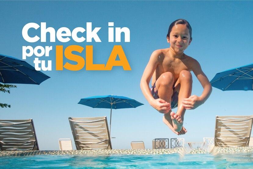 """La campaña publicitaria """"Check In por tu isla"""" que inicialmente se lanzó en los meses de verano se reactivó esta semana en las plataformas de medios sociales de Voy Turisteando."""