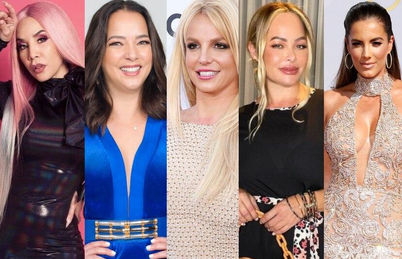 Figuras públicas como Ivy Queen, Adamari López, Britney Spears, Melissa Guzmán y Gaby Espino en algún momento de sus carreras han sido fuertemente criticadas por su apariencia física.
