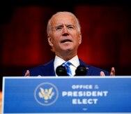 La política económica de Joseph Biden