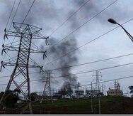 El fuego en la subestación Monacillos se registró el 10 de junio y dejó sin luz a más de 900,000 abonados.