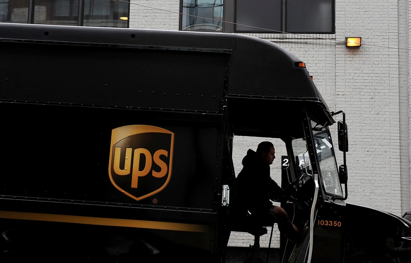 Hasta el momento, UPS se ha centrado en el transporte, mediante drones, de productos entre hospitales y clínicas en el estado de Carolina del Norte. (EFE / Justin Lane)