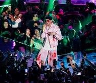 Bad Bunny presentará dos conciertos el 10 y 11 de diciembre de 2021 en el Estadio Hiram Bithorn, en San Juan.