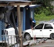 En la madrugada del 1 de enero de 2020, Edwin Ramos Monje, su esposa Dorothy Wickline, y los dos hijos gemelos de la pareja, Jorge y Erick, de nueve años, fueron asesinados en la residencia de la familia en el sector Los Ramos del barrio Carraízo en Trujillo Alto.