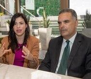 Elena Hernández y George L. Pérez, socia y socio fundador de GenTrust, detallaron su agenda de expansión en Puerto Rico y por qué ven gran oportunidad en este mercado.