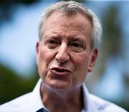El alcalde Bill de Blasio cancela los contratos de Donald Trump con la ciudad de Nueva York