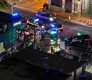 Tres turistas que pelearon en un restaurante en Miramar están encarceladas en Bayamón tras no pagar la fianza