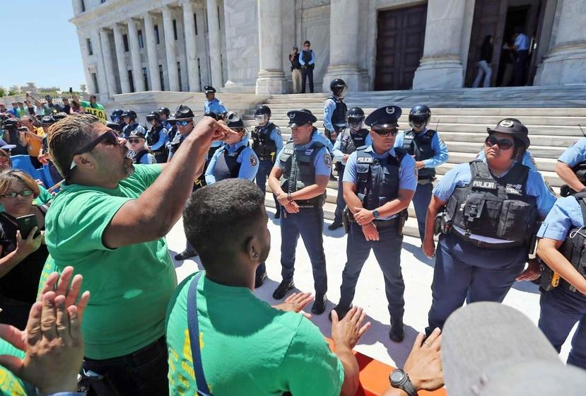 Lasalle Toro enfatizó en un parte de prensa la necesidad de evitar que situaciones como las ocurridas en los últimos días en el Capitolio.