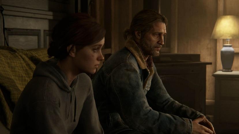 """Imagen cedida por Playstation del videojuego """"The Last of Us: Part II"""". (Agencia EFE)"""