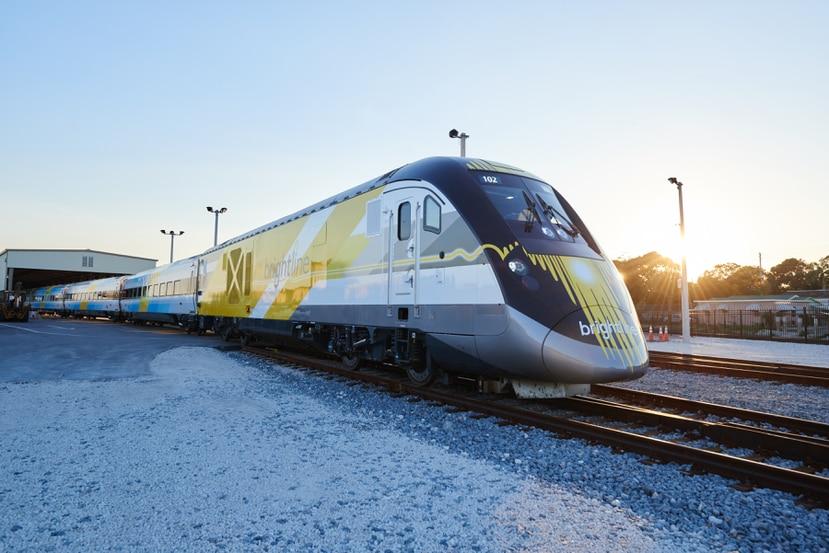 Construidos por Siemens en Sacramento California, y diseñados por el Grupo Rockwell, los trenes tienen colores brillantes y un diseño futurista.