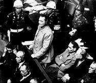 Alemania recuerda el 75 aniversario de los juicios de Nuremberg contra figuras del régimen nazi