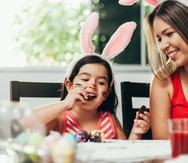 Consejos básicos para hacer huevos de Pascua con chocolate en casa