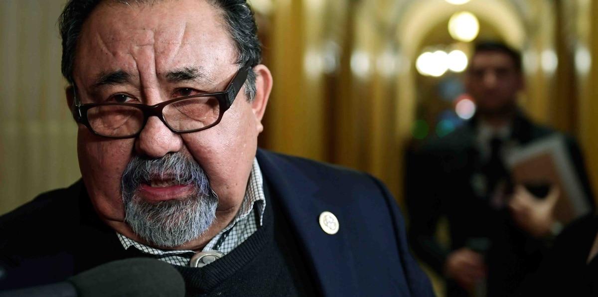 Raúl Grijalva.