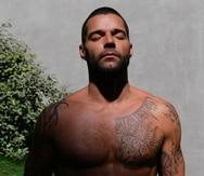 Ricky Martin estrena tatuaje de reconocida artista