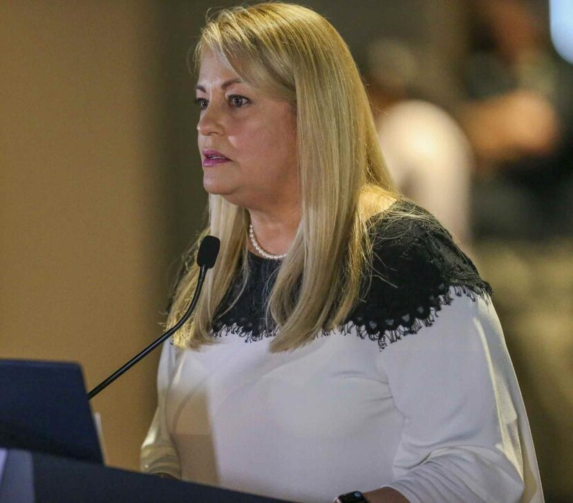 Wanda Vázquez. (GFR Media)