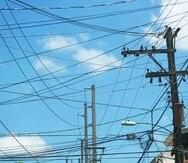 La región con el porcentaje mayor de luminarias por reparar es San Juan. (GFR Media)