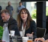 Dora Márquez, líder de negocios de Nestlé Professional. (Suministrada)