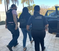 Les colocan un grillete e imponen una fianza de $40,000 a los extranjeros que promovían blanqueamientos dentales en Puerto Rico