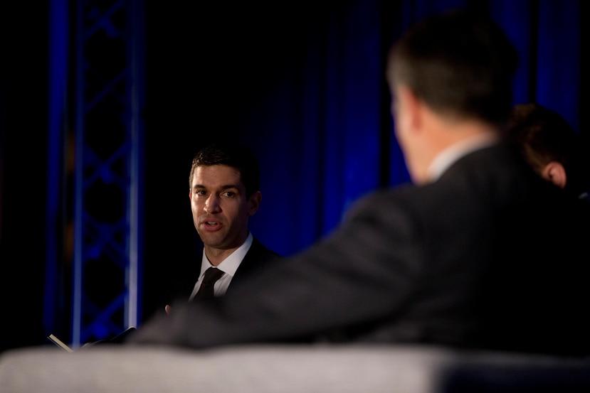 Matt Rodrigue, de la firma Miller Buckfire, dijo que la liquidez del gobierno no va a tono con lo que se le ha presentado a los bonistas.
