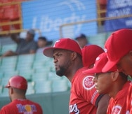 Andy González asumió las riendas de los Criollos este domingo, para el juego vespertino ante los Gigantes de Carolina en el Estadio Hiram Bithorn. (Suministrada / Criollos de Caguas)