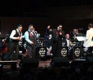 El concierto remontará a la audiencia a Las Vegas de los años 50.