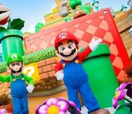 Abre el Mundo de Súper Nintendo en Universal de Japón