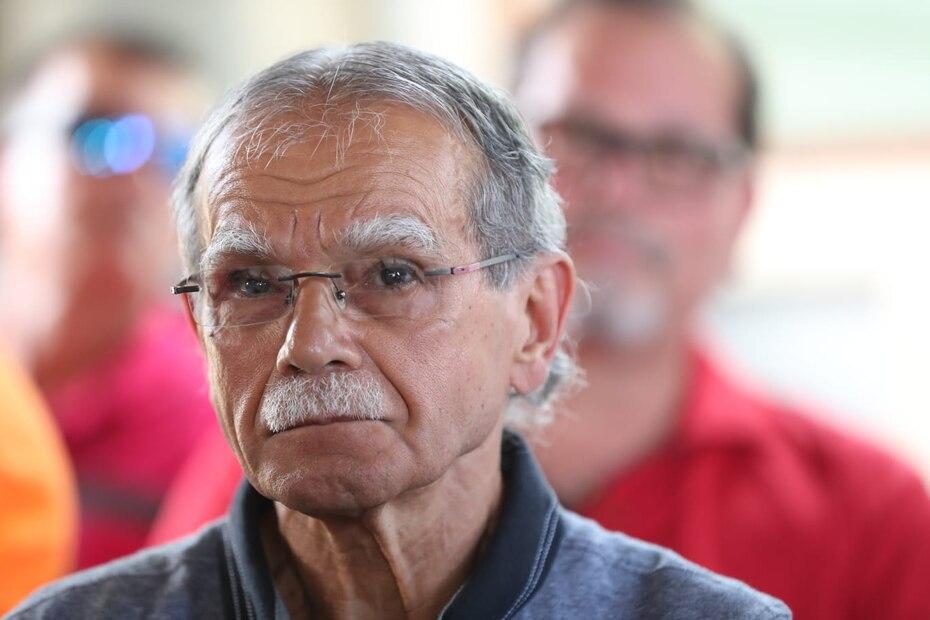 El exprisionero político Oscar López Rivera, estuvo presente en la actividad. Cruz Soto fue una de las personas que lo recibió al ser trasladado a Puerto Rico seguido de la conmutación de su sentencia.