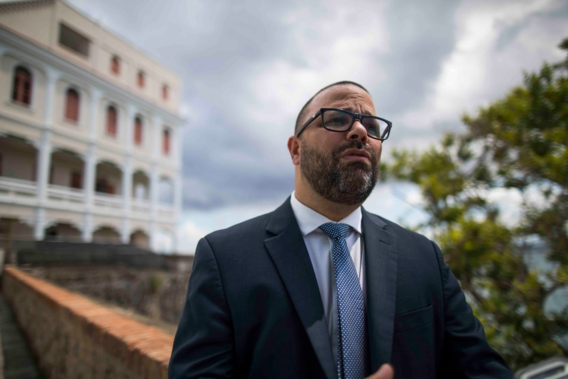 Manuel Laboy, secretario del Departamento de Desarrollo Económico. (GFR Media)