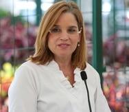 La alcaldesa de San Juan, Carmen Yulín Cruz. (GFR Media)