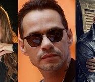 Celebridades como Ednita Nazario, Marc Anthony y Luis Fonsi se expresaron para despedir el 2020.